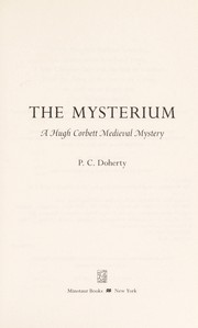 Cover of: The Mysterium