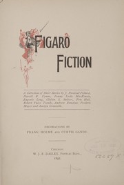 Cover of: Figaro fiction |