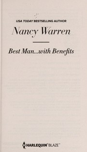 Cover of: Best man-- with benefits