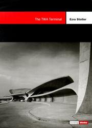 Cover of: The TWA Terminal