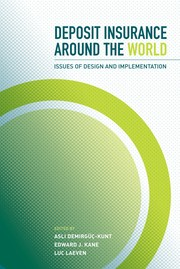 Cover of: Deposit insurance around the world