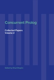 Cover of: Concurrent Prolog | Ehud Yehuda Shapiro