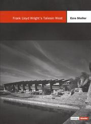 Cover of: Frank Lloyd Wright's Taliesin West