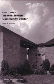 Cover of: Louis I. Kahn