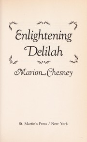 Cover of: Enlightening Delilah