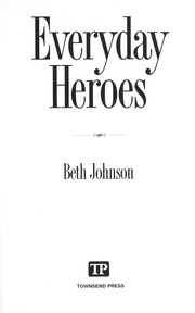 Cover of: Everyday heroes