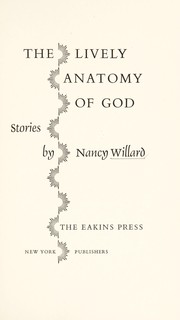 Cover of: Lively Anatomy of God