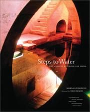 Cover of: Steps to Water | Morna Livingston