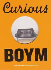 Cover of: Curious Boym |