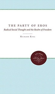 Cover of: The party of Eros |