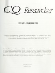 Cover of: The Cq Researcher |