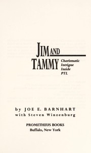 Cover of: Jim and Tammy