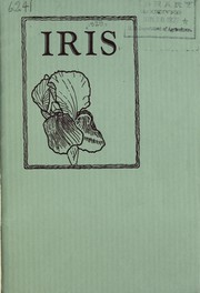 Cover of: Iris | R. Marshall (Firm)