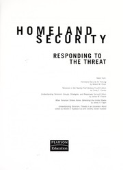Cover of: Homeland security |
