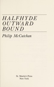 Cover of: Halfhyde outward bound