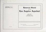 Cover of: Historical sketch of the Los Angeles Aqueduct | Allen Kelly