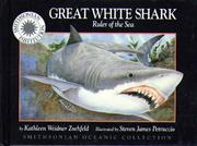 Cover of: Great white shark, ruler of the sea