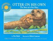 Cover of: Otter on his own