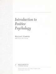 Introduction to Positive Psychology