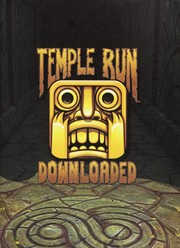 Cover of: Temple Run downloaded |