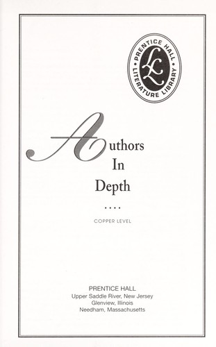 Authors In Depth Copper Level by