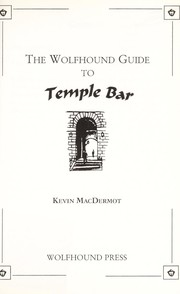 Cover of: The Wolfhound guide to Temple Bar