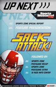 Cover of: Sack attack!