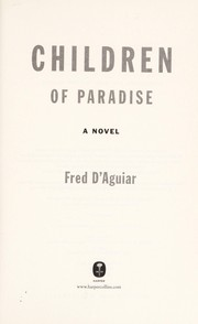 Cover of: Children of paradise