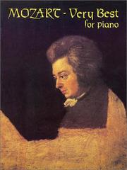 Cover of: Mozart  by Wolfgang Amadeus Mozart