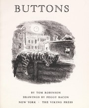 Cover of: Buttons