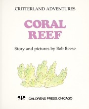 Cover of: Coral Reef (Critterland Adventures)