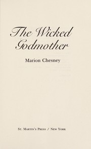 Cover of: The wicked godmother