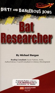 Cover of: Bat researcher