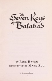 Cover of: Our boy in Balabad | Paul Haven