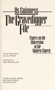 Cover of: The Gravedigger File