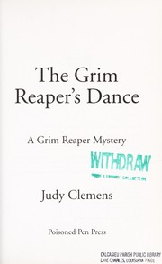 Cover of: The Grim Reaper's dance
