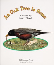 Cover of: An oak tree is home