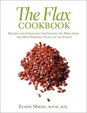 Cover of: The Flax Cookbook