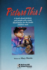 Cover of: Picture this! (McGraw-Hill reading : leveled books)