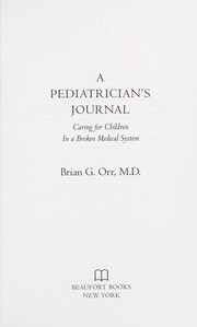 Pediatricians journal