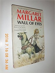 Cover of: Wall of eyes