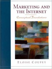 Cover of: Marketing and The Internet | Eloise Coupey