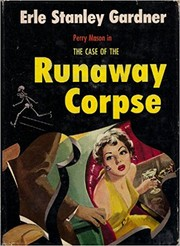 Cover of: The case of the runaway corpse