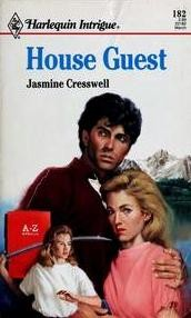Cover of: House Guest | Jasmine Cresswell