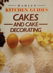 Cover of: Cakes and cake decorating | Jill Spencer