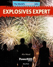Cover of: Explosives expert
