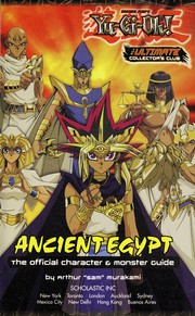 Cover of: Ancient Egypt | Arthur Murakami