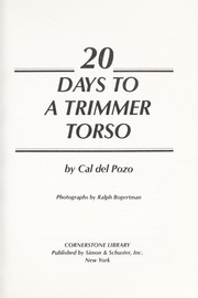 Cover of: Twenty Days to a Trimmer Torso