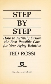 Cover of: Step by step
