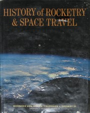 Cover of: History of rocketry & space travel | Wernher von Braun